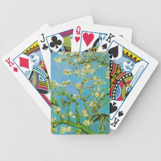 Flower of Almond tree Poker Deck