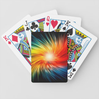 Flower of Life Bicycle Playing Cards