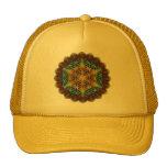 FLOWER OF LIFE / Blume des Lebens - Mandala III Hats