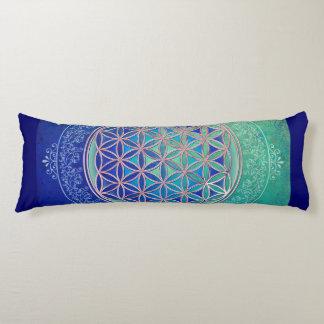 Flower Of Life / Blume des Lebens - Ornament VI Body Pillow