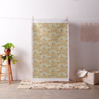 Flower Of Life / Blume des Lebens - turtle stone Fabric