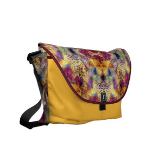 Flower of Life Commuter Bag