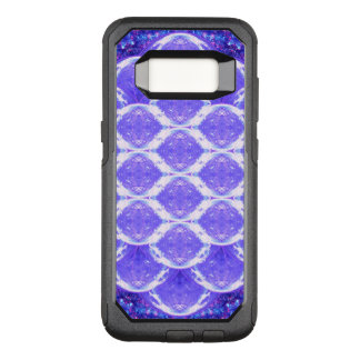 Flower of Life Crystal Grid OtterBox Commuter Samsung Galaxy S8 Case