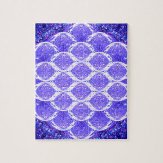 Flower of Life Crystal Grid Puzzles