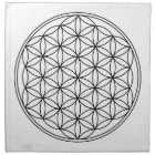 Flower of Life Grid Cloth
