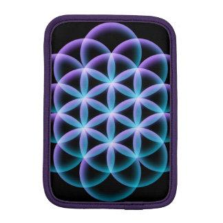 Flower of Life iPad Mini Sleeves