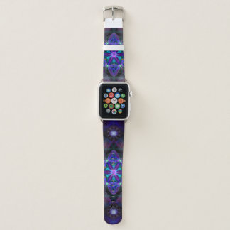 Flower Of Life Mandala Apple Watch Wrist Band