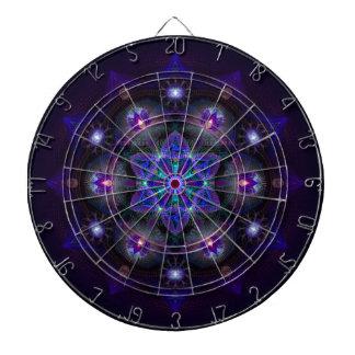 Flower Of Life Mandala Dartboard