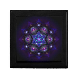 Flower Of Life Mandala Gift Box
