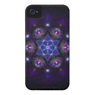 Flower Of Life Mandala iPhone 4 Case