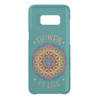 Flower of Life Mandala Uncommon Samsung Galaxy S8 Case