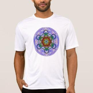 Flower of Life/Metatron's Cube T-Shirt