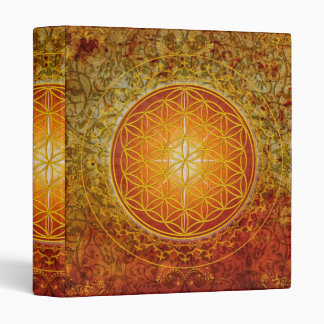 Flower of Life - Ornament III Binder
