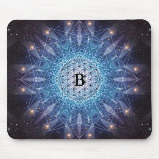 Flower of Life / Personalized Spiritual Gift Mouse Pad