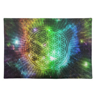 Flower of Life Placemat