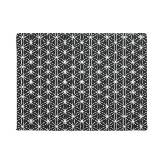 Flower Of Life Sacred Geometry Doormat
