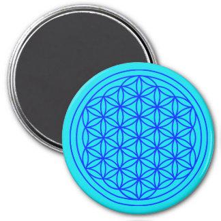 Flower of Life Sacred Geometry Magnet