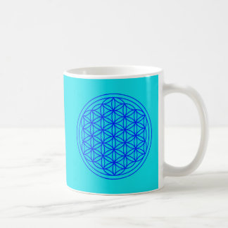 Flower of Life Sacred Geometry Mug