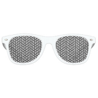 Flower Of Life Sacred Geometry Party Sunglasses
