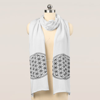 Flower of Life scarf