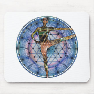Flower of Life Series Mouse Pad