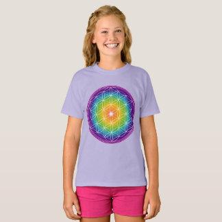 Flower of Life Spectrum T-Shirt