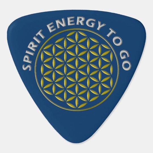 FLOWER OF LIFE - stamp - Spirit Energy to go Pick