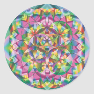 Flower of Life~ stickers