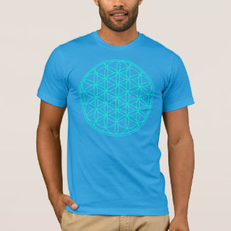 Flower of life / The divine geometry Tshirt