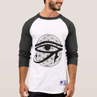 Flower of Life Third Eye T-Shirt