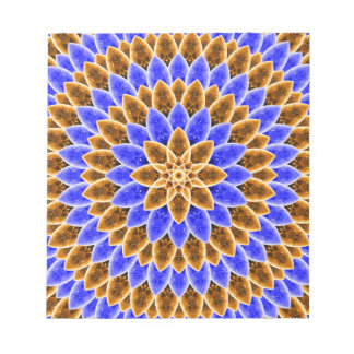 Flower of Light Mandala Notepad