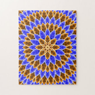 Flower of Light Mandala Puzzles