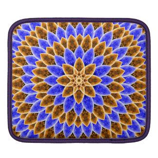 Flower of Light Mandala Sleeves For iPads
