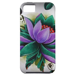 flower of lótus iPhone 5 case