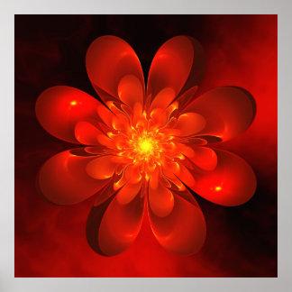 Flower of Love (Poster) Poster