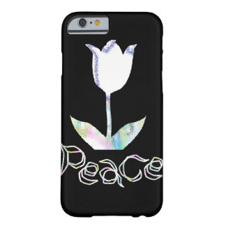 Flower of Peace White Barely There iPhone 6 Case
