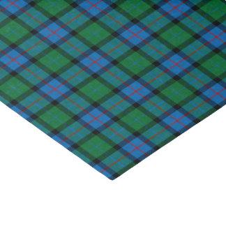 Flower Of Scotland National Tartan Tissue Paper