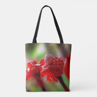 Flower of the Emperor Tote Bag