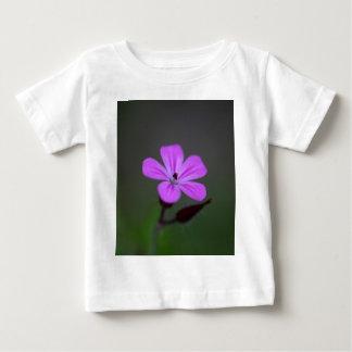Flower of the Herb-Robert, Geranium robertianum. Baby T-Shirt