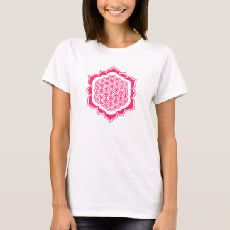 Flower of the life - of Lotus bloom T-Shirt
