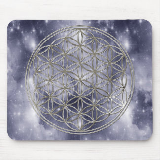 Flower of the life/the Flower OF Life | more Mouse Pad