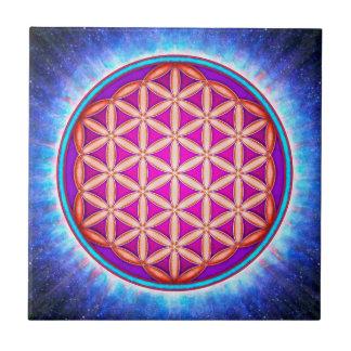 Flower of the life - Urenergie Ceramic Tile