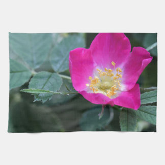 Flower of the wild Soft Downy Rose Towel