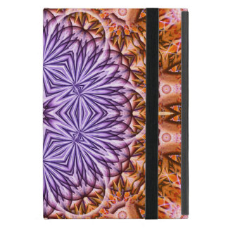 Flower of Time Mandala Cases For iPad Mini