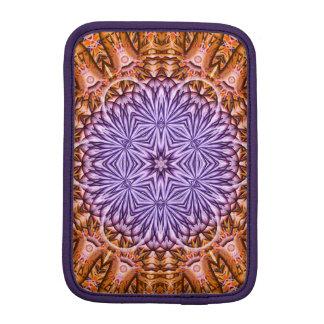 Flower of Time Mandala Sleeve For iPad Mini