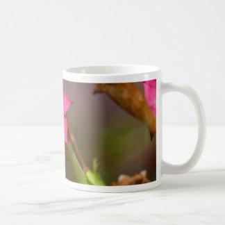 Flower of tobacco (Nicotiana tabacum) Coffee Mug
