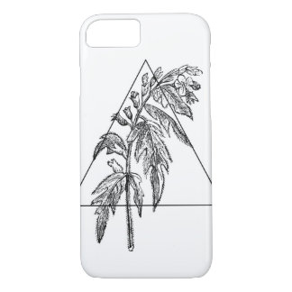 Flower P iPhone 8/7 Case