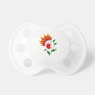 Flower Pacifier