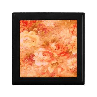 Flower Painting Gift Box