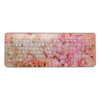 Flower Paper - Wireless Keyboard